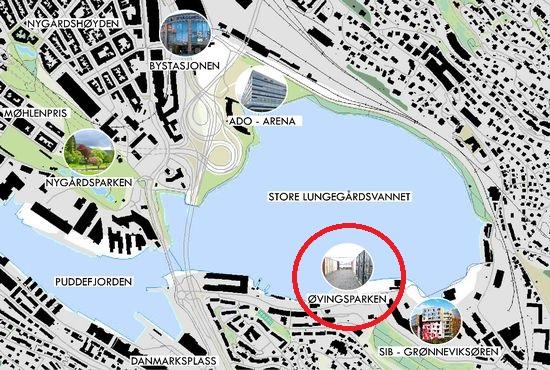 Oversikt kart